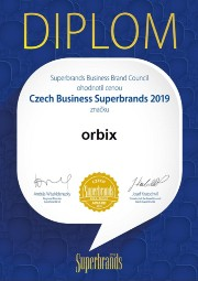 Superbrands Business Award 2018